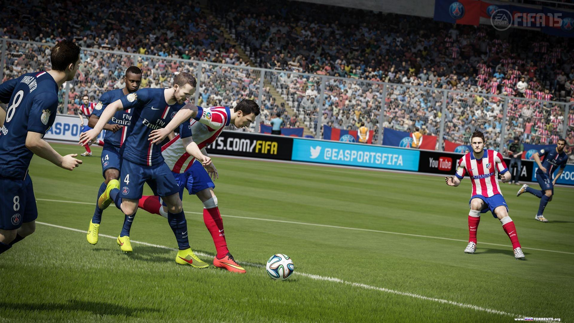FIFA 15 | XBOX360