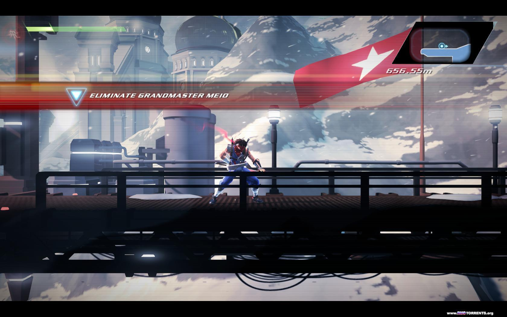 Strider | PC | RePack от SEYTER