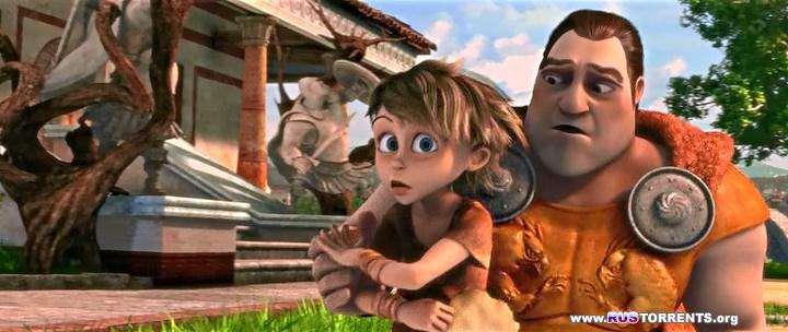 Гладиаторы Рима | DVDRip | Лицензия