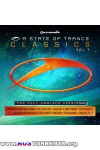 VA - A State Of Trance Classics Vol. 7