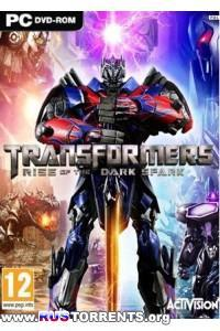 Transformers: Rise of the Dark Spark | PC | RePack by Alexey Boomburum