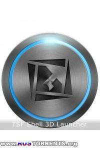 TSF Shell 3D Launcher v3.1 Final | Android