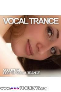 VA - Vocal Trance Volume 24