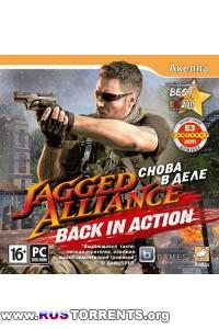 Jagged Alliance: Back in Action [v1.13b + 6 DLC] | Repack от Fenixx