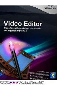 Wondershare Video Editor 4.8.0.5 | РС