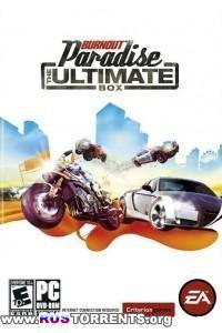 Burnout Paradise: The Ultimate Box [v.1.1.0.0] | Лицензия