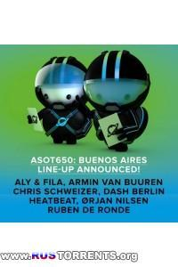 VA - A State Of Trance 650 (Mainstage, Buenos Aires, Argentina)   WEB-DLRip