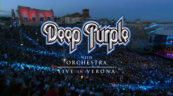 Deep Purple with Orchestra - Live in Verona | DVDRip