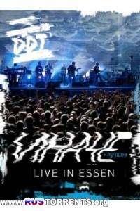 ДДТ - Live in Essen | DVDRip | Лицензия
