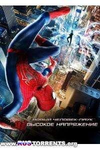 Новый Человек-паук: Высокое напряжение | BDRip-AVC | Лицензия