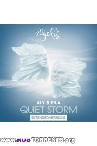 Aly & Fila - Quiet Storm (Extended Version)