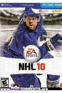 НХЛ 10 FINAL + РХЛ 10 + Русские комментаторы