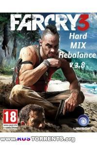 Far Cry 3: Hard MIX Rebalance MOD + DLC + OST | PC | Repack от Mr BrotherhooD