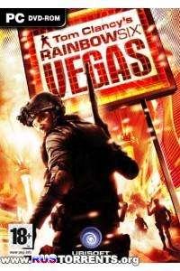 Tom Clancy's Rainbow Six: Vegas | PC | Repack от R.G.Creative