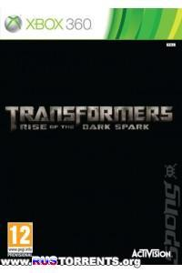 Transformers: Rise of the Dark Spark | XBOX360