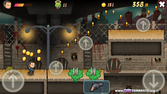 SWAT and Zombies Runner v1.0.2 | Android