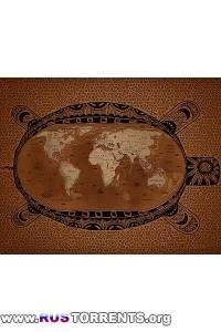 Обои для рабочего стола - Карты Мира [1280x1024 - 2560x1600] [185 шт]