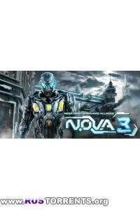 N.O.V.A. 3 - Near Orbit Vanguard Alliance v 1.0.7 | Android