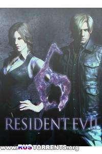 Resident Evil 6 (2013) PC | RePack от R.G. Механики | обновление от 24.04.13