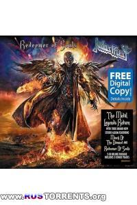 Judas Priest - Redeemer Of Souls (Deluxe Edition, 2CD) | MP3