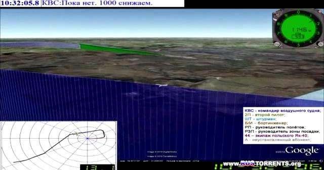 Окончательный отчет МАК о катастрофе Ту-154М б/н 101 10 апреля 2010 года