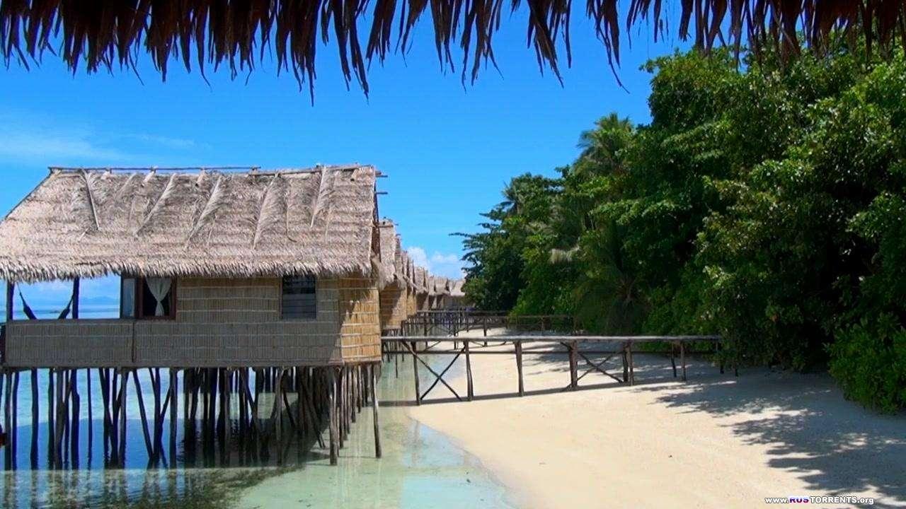 Папуа: Секретный остров каннибалов | BDRip 720p | D