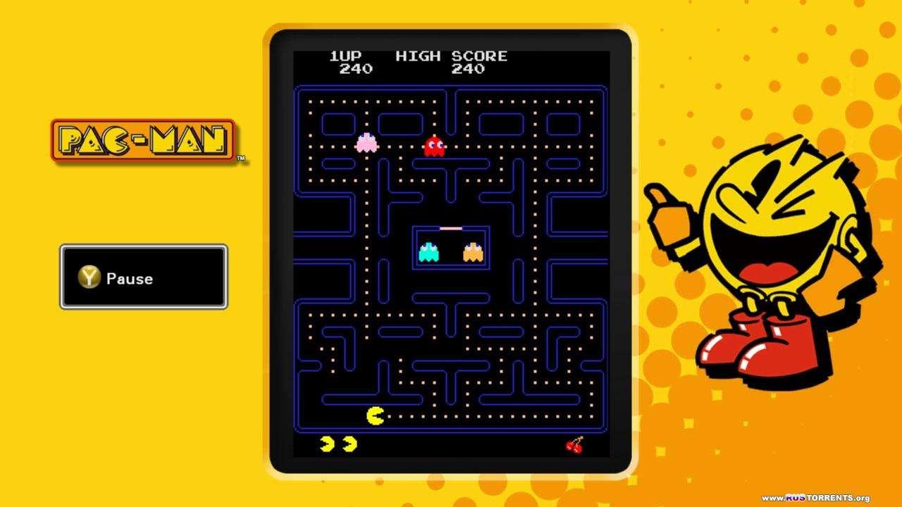 Pac-Man Museum | PC | Лицензия