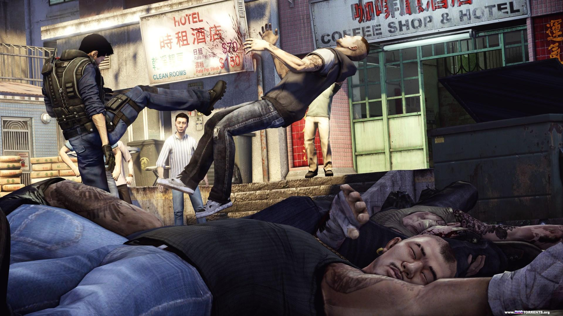Sleeping Dogs: Definitive Edition | PC | Steam-Rip от R.G. Steamgames