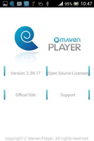 MAVEN Music Player (Pro) v2.39.17 | Android