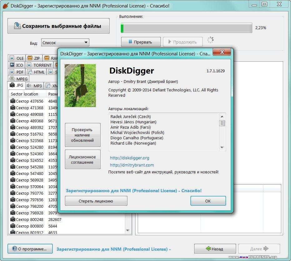 DiskDigger Pro 1.7.1.1629