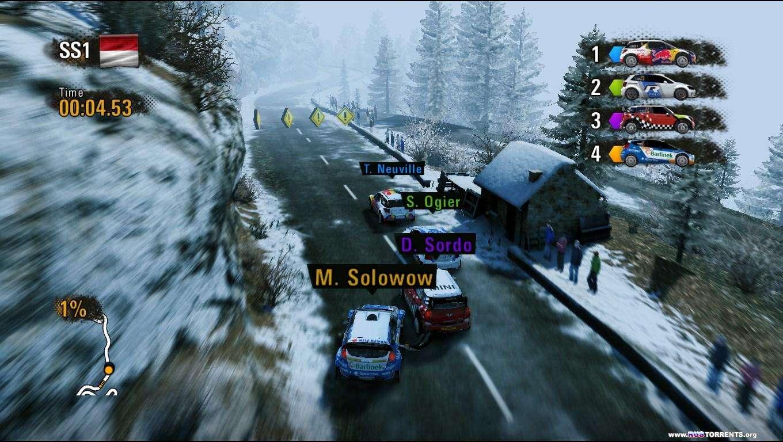 WRC Powerslide | PC | Лицензия