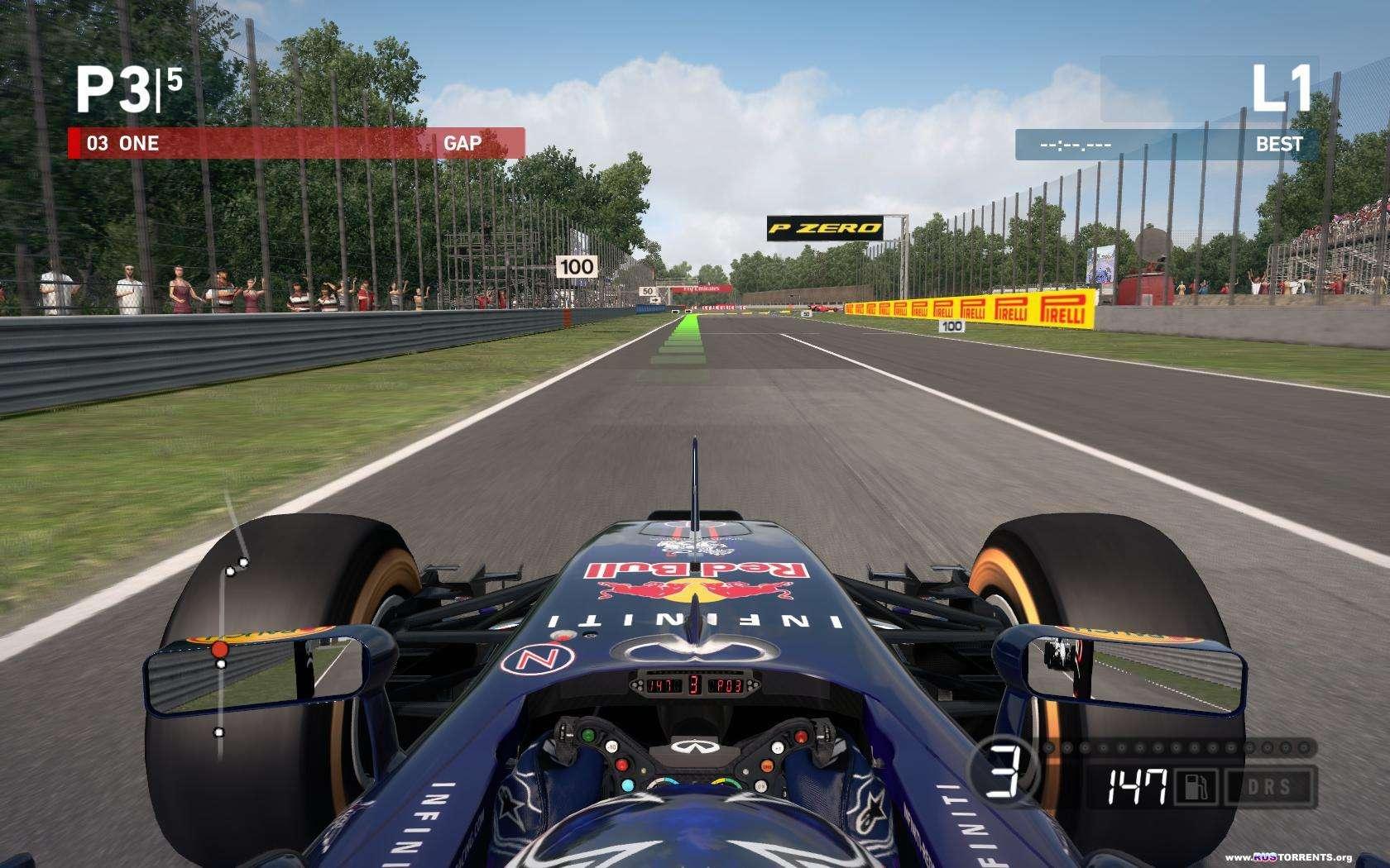 F1 2014 | РС | Steam-Rip от DWORD