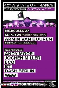 Armin van Buuren - A State Of Trance Episode 600 - Live Guatemala City, Guatemala [27.03.2013]