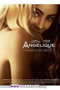 Анжелика, маркиза ангелов | BDRip 1080p | Лицензия