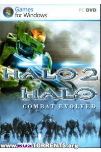 Halo: Дилогия (2003-2007) | PC | RePack от R.G. Механики