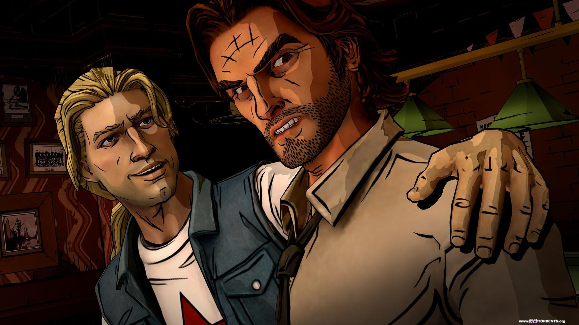 The Wolf Among Us: Episode 1 - 5 | PC | Steam-Rip от R.G. Steamgames