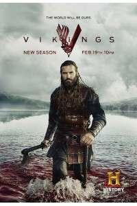 Викинги [03 сезон: 01-10 серии из 10] | WEB-DL 1080p | LostFilm