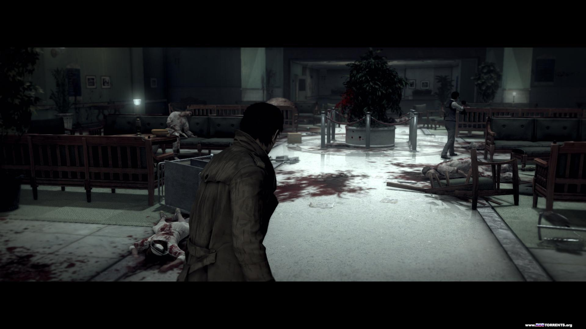 The Evil Within [Update 4 + DLCs] | PC | RePack от xatab