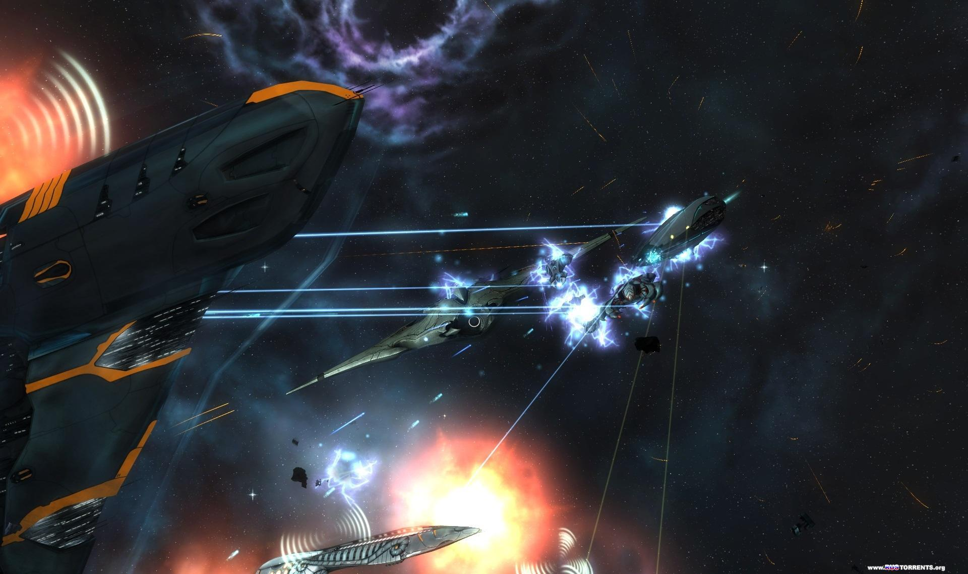 Sins of a Solar Empire: Rebellion | PC | Repack от Audioslave