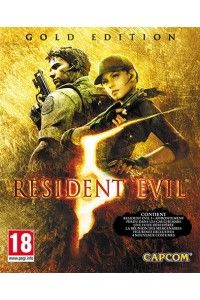 Resident Evil 5: Gold Edition | PC | RePack от FitGirl