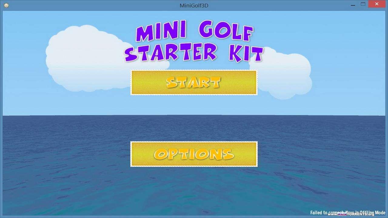 Mini Golf 3D | РС