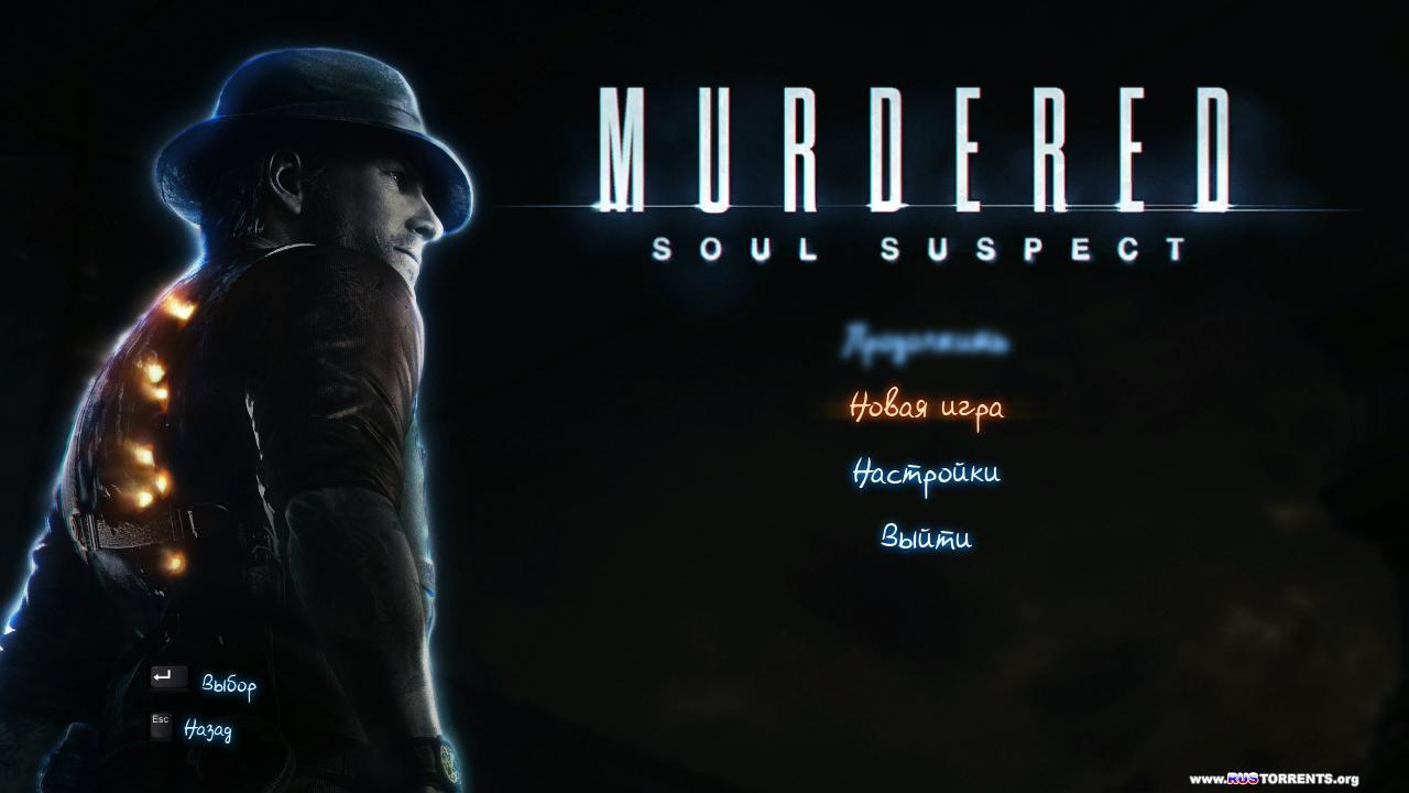 Murdered: Soul Suspect | PC | Steam-Rip �� Brick