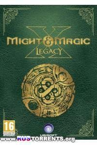 Might & Magic X - Legacy: Digital Deluxe Edition | PC | RePack от z10yded