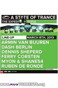 Armin van Buuren - A State Of Trance Episode 600 - Live Sofia, Bulgaria [08.03.2013]