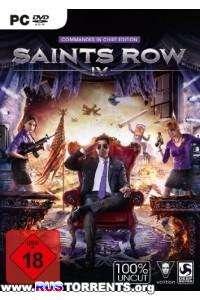 Saints Row 4: Commander-in-Chief Edition + Season Pass DLC | RePack от Black Beard