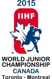 Хоккей. Чемпионат мира 2015 (U-20) Группа B. 4 тур. Россия - Чехия | HDTVRip 720p