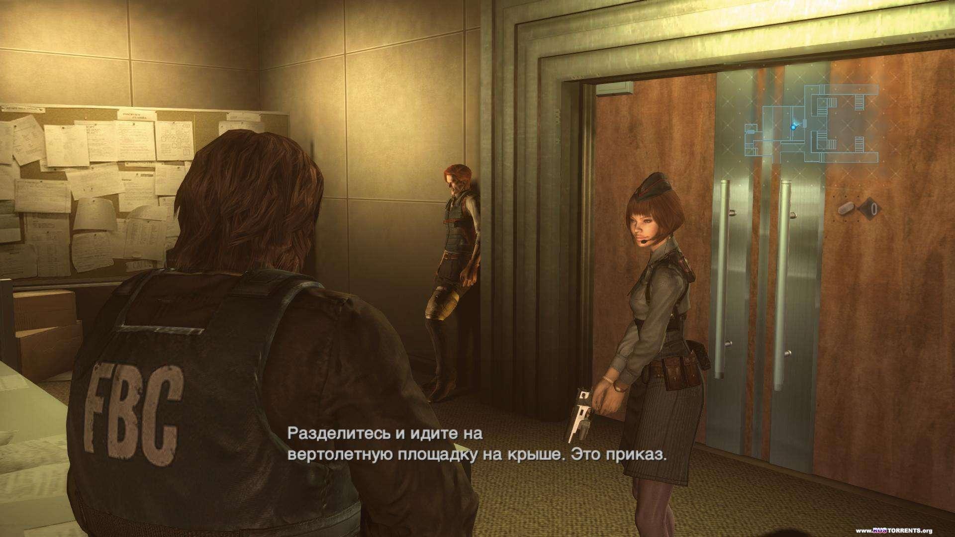 Resident Evil: Revelations + 3 DLC (Capcom - 1С-Софтклаб) (Update 3) (RUS-ENG) [Repack] От R.G. Revenants