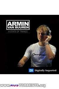 Armin van Buuren - A State of Trance 488(top 20 tunes of 2010)
