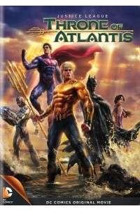 Лига Справедливости: Трон Атлантиды | HDRip | Чистый звук