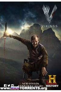 Викинги [02 сезон: 01-10 серии из 10] | WEB-DL 720p | AlexFilm